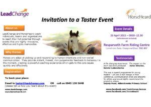 Invitation to a taster @ Resparveth Riding School | Grampound Road | United Kingdom